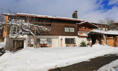 Auch im Winter ein Traum - Urlaub im Oberallgäu