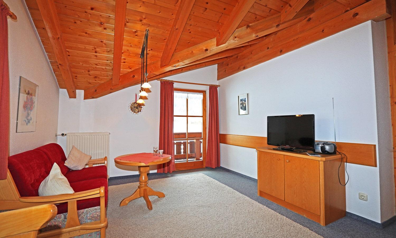 Ferienwohnung Bergblick - 45 m² für 2 - 4 Personen