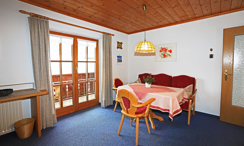 Wohnung Imberger Horn - Essbereich